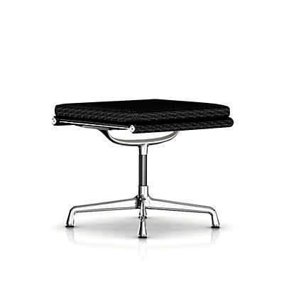Picture of Eames Soft Pad Ottoman, Fabric by Herman Miller
