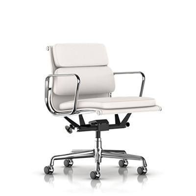 herman miller eames soft pad management chair smart furniture