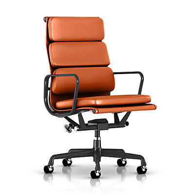 Picture of Eames Soft Pad Executive Chair by Herman Miller
