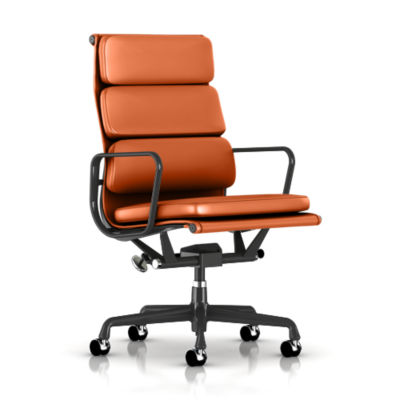 Herman Miller Eames Soft Pad Executive Chair Smart Furniture