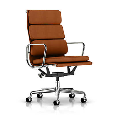 Picture of Eames Soft Pad Executive Chair, Fabric by Herman Miller