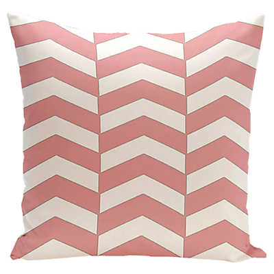 Picture of Weave Pillow in Pink