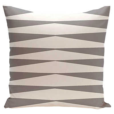 Picture of Diamond Horizontal Pillow in Classic Gray