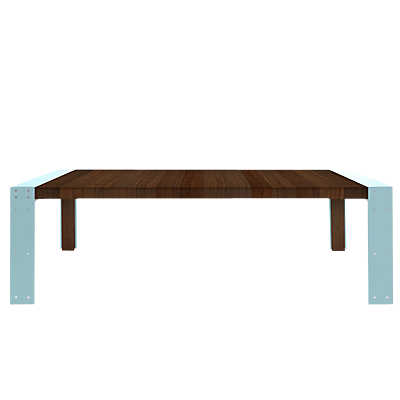 "Picture of Ovaata 96"" Dining Table"