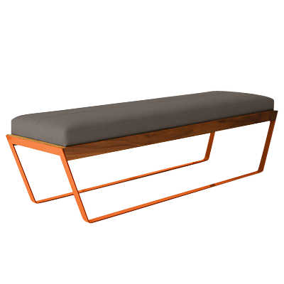 "Picture of Sylis 58"" Bench"