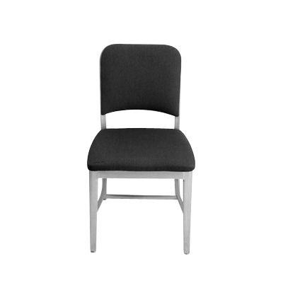 Picture of Navy Upholstered Chair