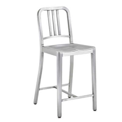 Picture of Navy Counter Stool