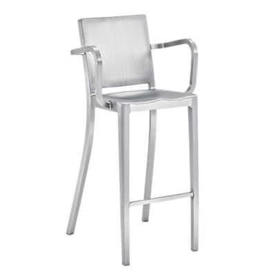 Picture of Hudson Barstool with Arms