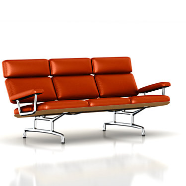 ES108OU1R10MCL: Customized Item of Eames Sofa by Herman Miller (ES108)