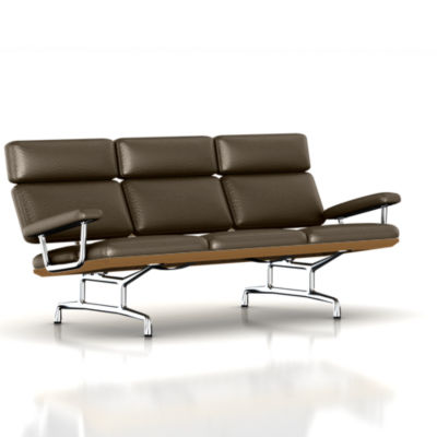 ES108OUVB07AG: Customized Item of Eames Sofa by Herman Miller (ES108)