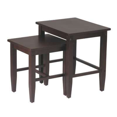 Picture for 2pc Nesting Table Set by Smart Fixtures