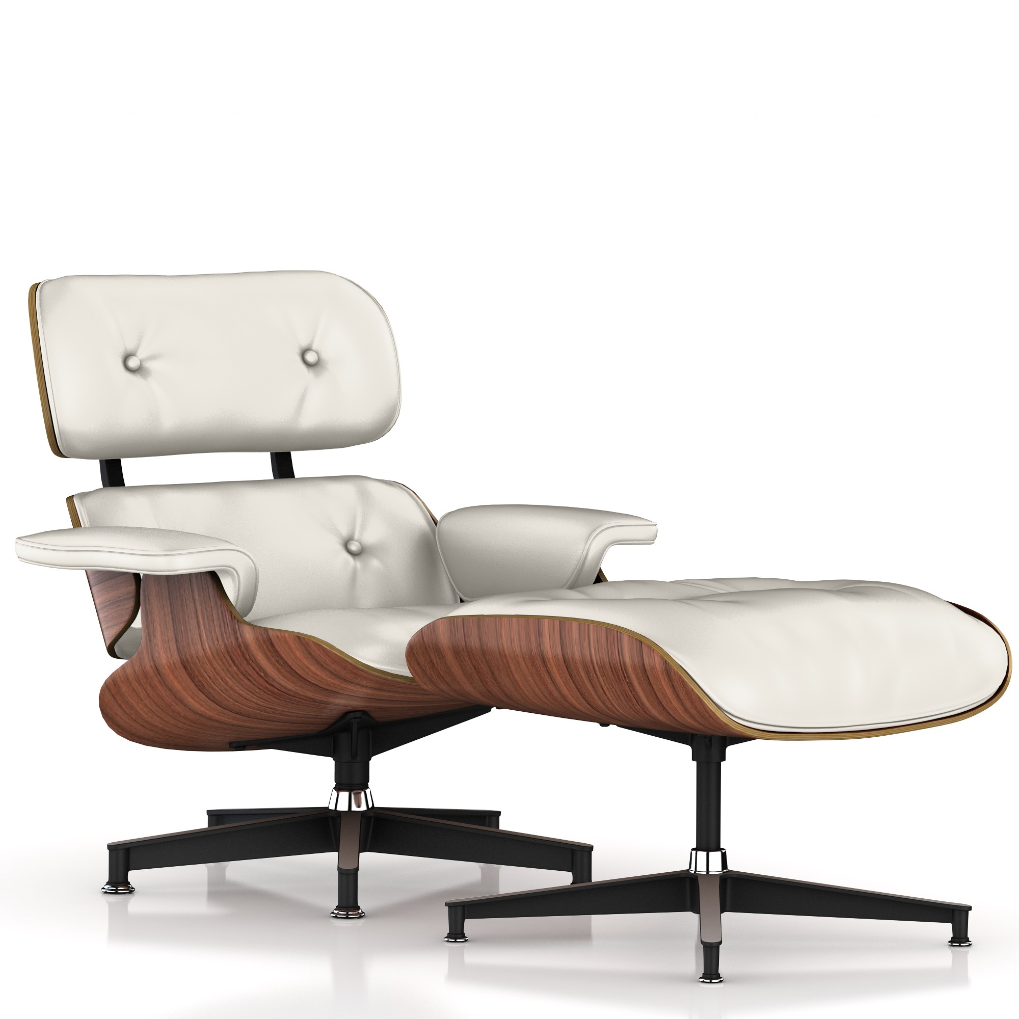 Picture of Eames Lounge Chair and Ottoman by Herman Miller