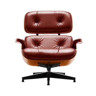 ES670OU2108: Customized Item of Eames Lounge by Herman Miller, Chair Only (ES670)