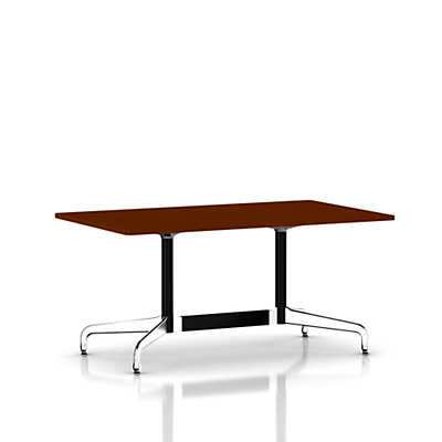 Picture of Eames Rectangular Table by Herman Miller