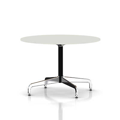 Picture of Eames Round Table by Herman Miller, Segmented Base