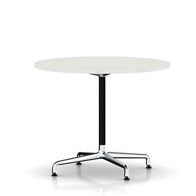 Picture of Eames Round Table by Herman Miller, Universal Base