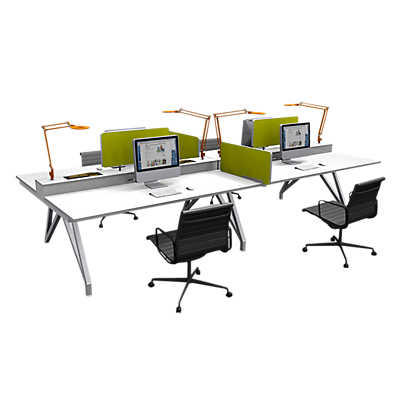 Picture of EYHOV Quad Desk System