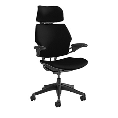 Humanscale Freedom Chair with Headrest | Smart Furniture