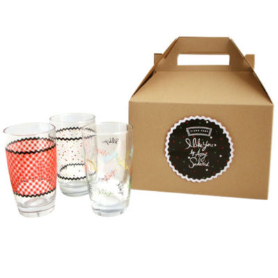 Picture of Amy Sedaris Juice Glass Gift Box