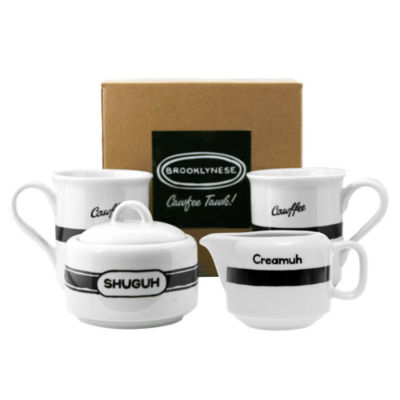 Picture of Brooklynese Coffee Set Gift Box