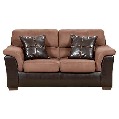 Picture for Exceptional Designs Laredo Microfiber Loveseat