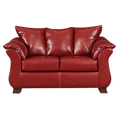 Picture of Exceptional Designs Bonded Leather Loveseat
