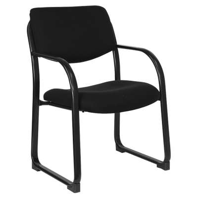 Picture for Fabric Executive Side Chair with Sled Base