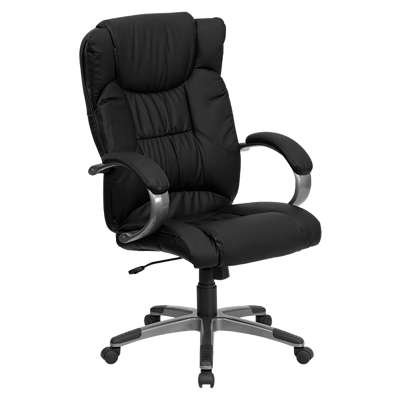Picture for High Back Leather Executive Office Chair