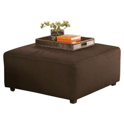 Picture for Signature Cowan Oversized Ottoman