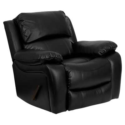 Picture for Leather Rocker Recliner