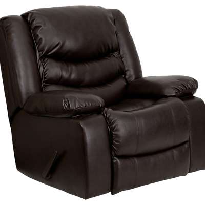 Picture for Plush Rocker Recliner
