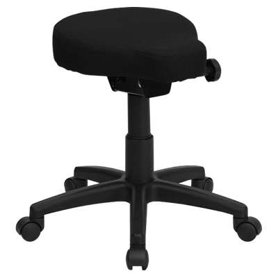 Picture for Saddle-Seat Utility Stool with Height and Angle Adjustment
