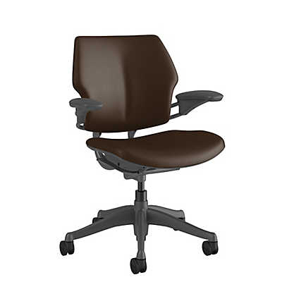 Picture of Freedom Chair by Humanscale, Leather Seat
