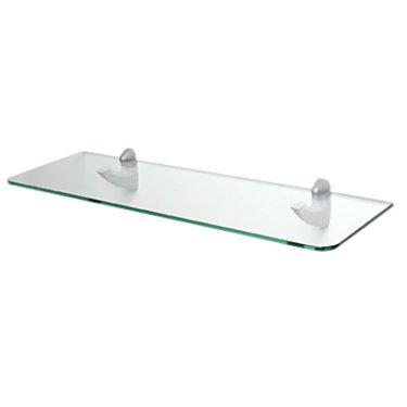 GL2116x24: Customized Item of Floating Glass Shelf by Smart Furniture (GL211)