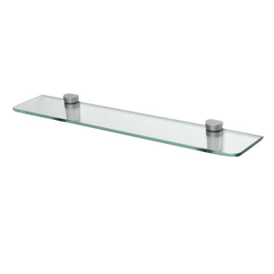 Picture of Cambridge Glass Wall Shelf by Smart Furniture