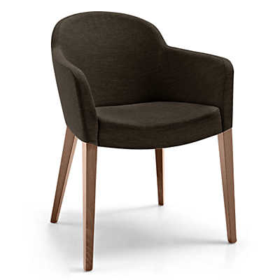 Picture of Gossip Chair Upholstered Arm Chair by Connubia