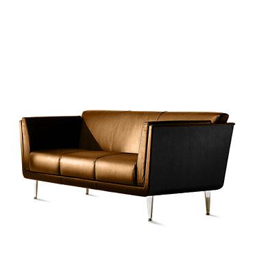 GS100OUVZ23VZ23OL: Customized Item of Goetz Sofa by Herman Miller (GS100)