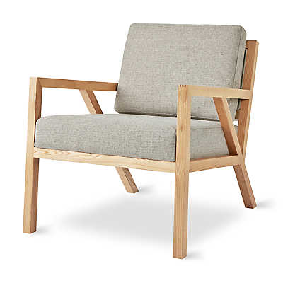 Picture of Truss Chair by Gus Modern