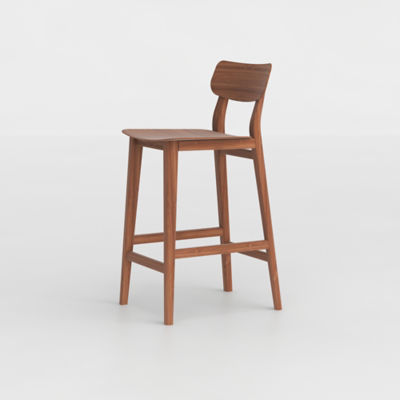 GTCURRBARSTOOL-CA: Customized Item of Currant Bar Height Stool by Greenington (GTCURRBARSTOOL)