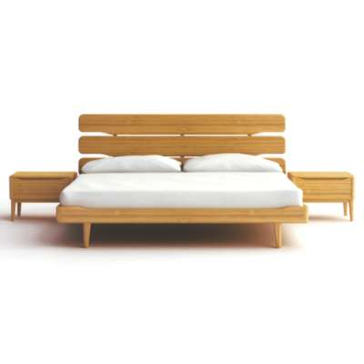Picture for Currant King Platform Bed by Greenington