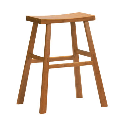 GTERICACS-COUNTER-CARAMELIZED-2PK: Customized Item of Erica Stool by Greenington, Set of 2 (GTERICACS)