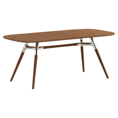 Picture of City Lights Montreal Dining Table by Greenington