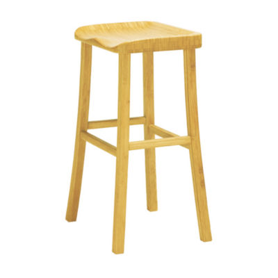 GTGC0602H-CARAMELIZED: Customized Item of Tulip Bar Stool by Greenington, Set of 2 (GTGC0602H)