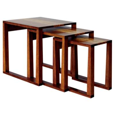 Picture for Magnolia Nesting Tables by Greenington, Set of 3