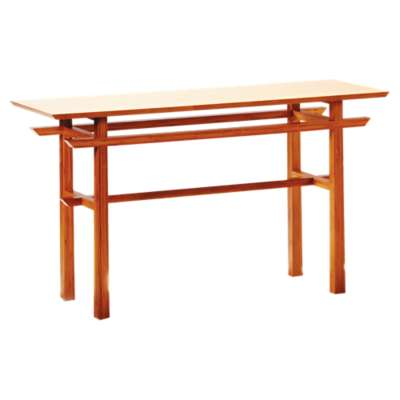 Picture for Lotus Console Table by Greenington