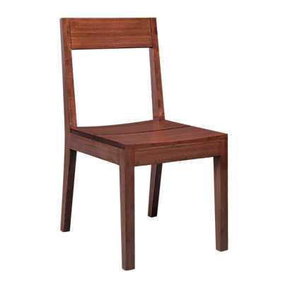 Picture of Hazel Wood Dining Chair by Greenington, Set of 2