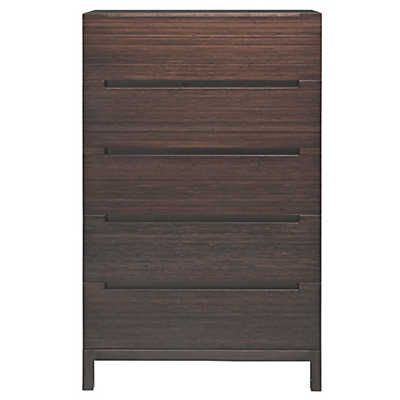 Picture of Orchid Five Drawer Chest by Greenington