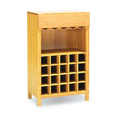 Picture of Orchid Wine Cabinet by Greenington