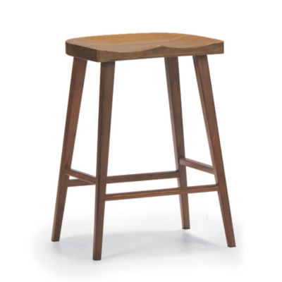 Picture of Salix Stool by Greenington, Set of 2