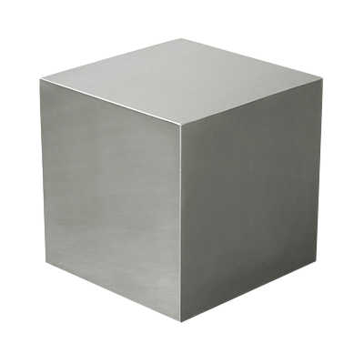 Picture of Stainless Steel Cube by Gus Modern
